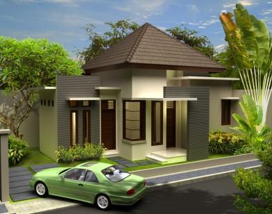 rumah minimalis di jaman modern dunia jenius